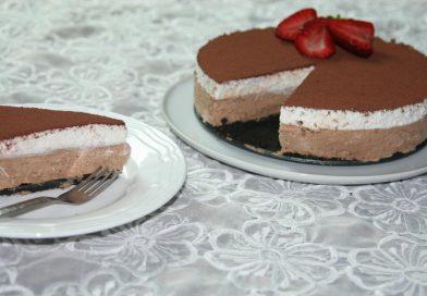 Recette : Gâteau Mousse au Chocolat