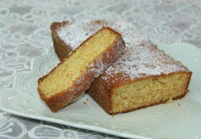 Recette : Gâteau Quatre Quart à la Vanille