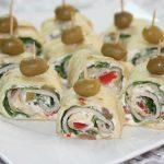 Tortillas Roulées à la Dinde