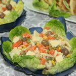 Salade Froide de Macaroni & Légumes
