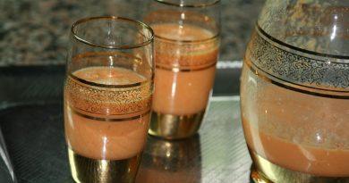 Smoothie Nectarine /Orange