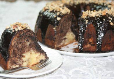 Recette : Gâteau Marbré Moelleux