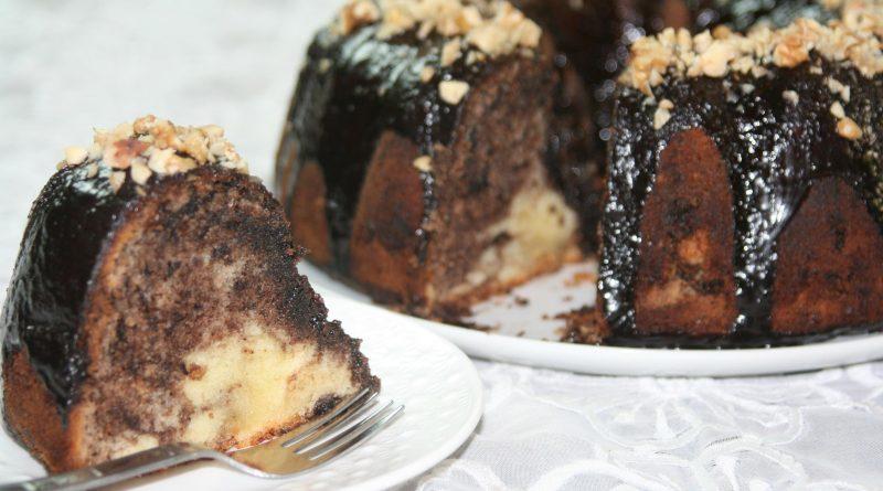 Gâteau Marbré Moelleux