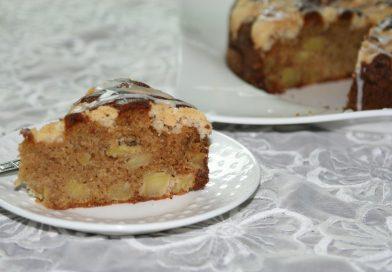 Recette : Gâteau Crumble aux Pommes