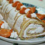 Gâteau Roulé à la Crème
