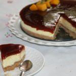 Gâteau Mousse à la Mangue (Sans Cuisson)