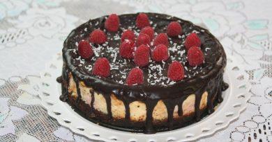 Brownie Cheesecake Moelleux