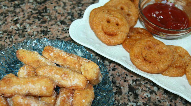 Patates Smiley & Rouleaux Pommes de Terre