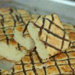 Gâteau à la Vanille & Dattes