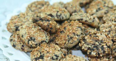 Recette : Biscuits aux Vermicelles Chocolat