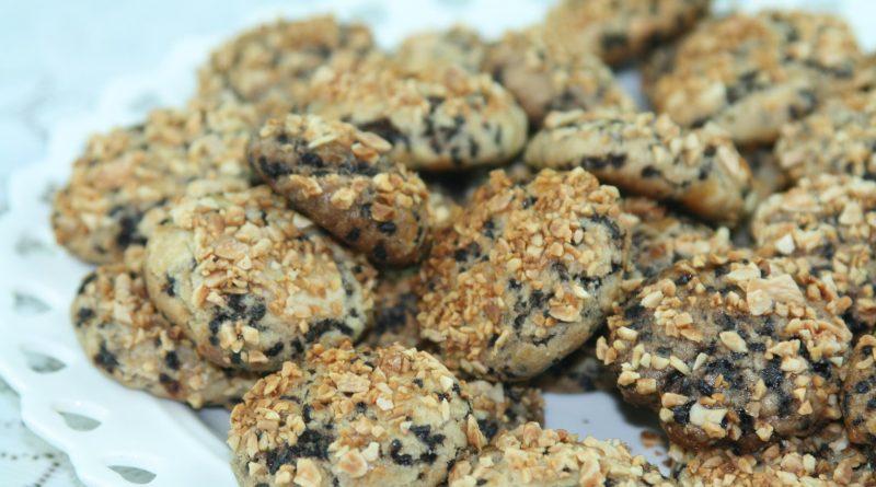 Biscuits aux Vermicelles Chocolat
