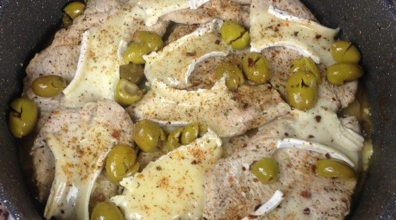Repas Tout en Un au Poulet & Fromage Brie