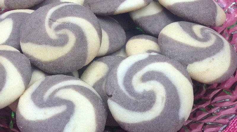 Biscuits Sablés Spirale