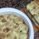 Boules de Pommes de Terre Farcies & Frits