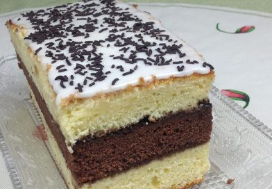 Recette : Gâteau Napolitain