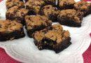 Recette : Bouchées Brookies (Brownie & Cookie)