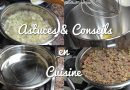 Astuces & Conseils en Cuisine